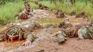 Army Sniper School – Rifle Familiarization/Ghillie Suit Camouflage/Stalking