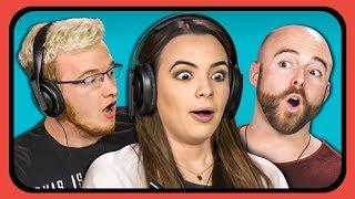 Video YOUTUBERS REACT TO TOP 10 YOUTUBE VIDEOS OF 2017 MP3, 3GP, MP4, WEBM, AVI, FLV Maret 2019