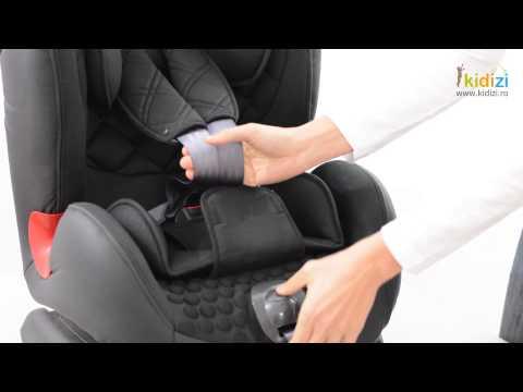 Prezentare video Bertoni-Lorelli scaun auto F1