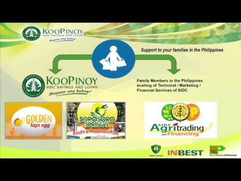 KooPinoy SIDC Savings and Loans