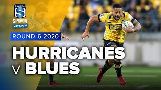 Hurricanes v Blues Rd.6 2020 Super rugby Aotearoa video highlights | Super Rugby Aotearoa