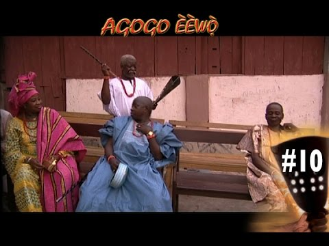 Agogo Eewo #10 Tunde Kelani Yoruba Nollywood Movies 2015 New Release This Week