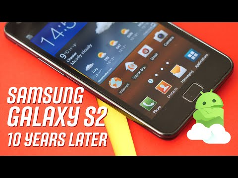 Samsung Galaxy S2, 10 Years Later: Retro Review!