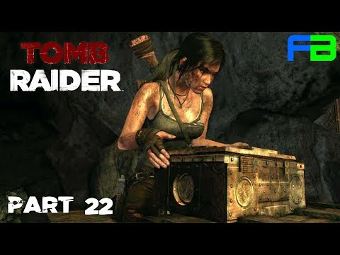 Storm Chaser - Tomb Raider: Definitive Edition - Part 22 - Xbox One X Gameplay Walkthrough