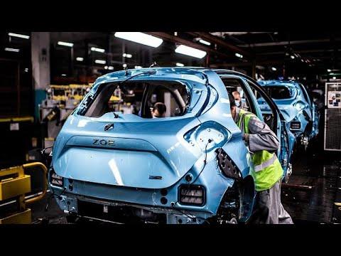 Μακρόν: Στήριξη της γαλλικής αυτοκινητοβιομηχανίας με πακέτο €8 δισ.…