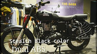 2. RE Classic 500 ABS || Stealth Black|| All pros and cons discussed|| Mileage|| Price