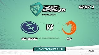 Evil Geniuses vs TNC, Super Major, game 1 [Maelstorm]