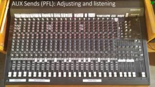Video Sound Board Basics: Auxiliary Sends MP3, 3GP, MP4, WEBM, AVI, FLV Desember 2018