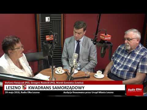 Wideo1: Leszno Kwadrans Samorządowy 20 2018