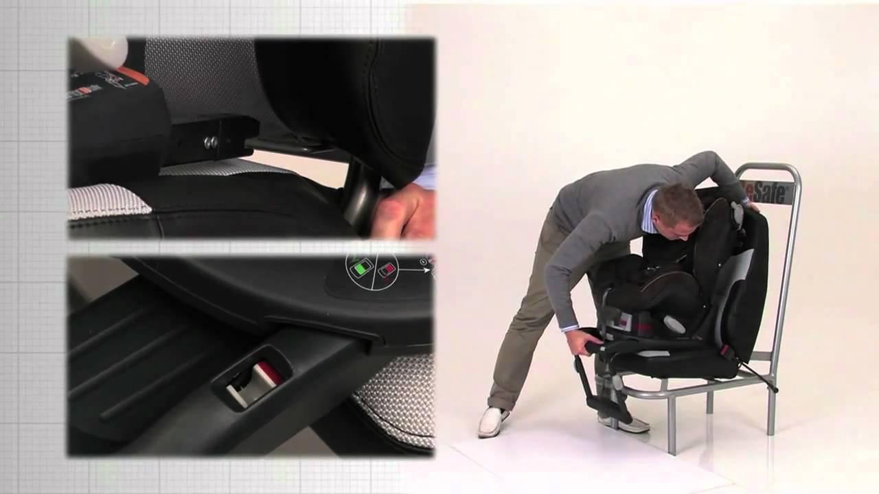фото Автокресло HTS BeSafe iZi Comfort X3 Isofix (БиСейф Изи Комфорт Икс3 Изофикс)