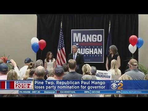 Wagner Wins GOP Nod For Governor, Defeats Mango & Ellsworth