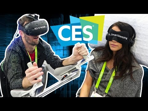 DOPE SPORTS TECH OF CES 2018 (видео)