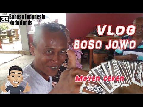 Vlog Jowo Sonko Suriname - Mayen ceken rame tenan