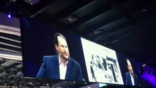 Dreamforce Video #3: Marc Benioff & Richard Branson - Starting Business at Young Age...