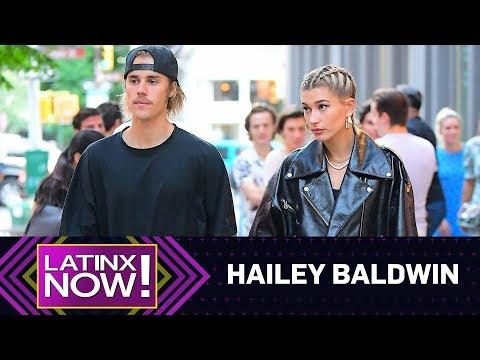 Hailey Baldwin Changes Instagram Name to Bieber | Latinx Now! | E! News