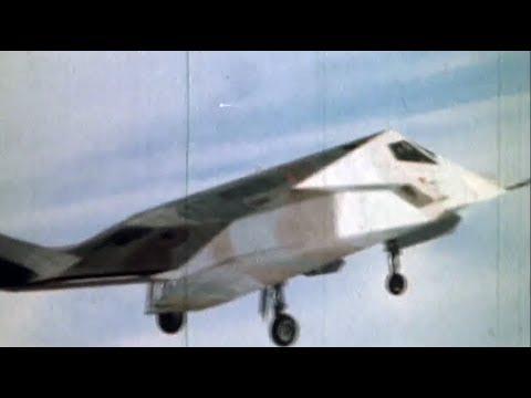 Test Pilot Hal Farley describes...