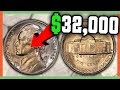$32,000 RARE NICKEL - FULL STEP JEFFERSON NICKELS WORTH MONEY!!