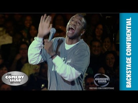 Tommy Davidson⎢Backstage Confidential Up Close and Personal⎢Episode 1⎢Comedy Shaq
