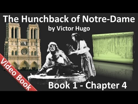 Book 01 - Chapter 4 - The Hunchback of Notre Dame by Victor Hugo - Master Jacques Coppenole (видео)