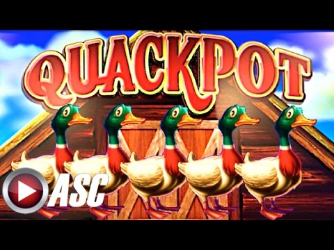 *NEW SLOT* QUACKPOT | DEMO PLAY @AINSWORTH GAME TECHNOLOGY (Vegas) Slot Machine