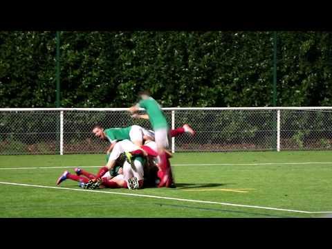 Vidéo du but victorieux 92ème Hasparren FC 4-3 Croisés de Bayonne