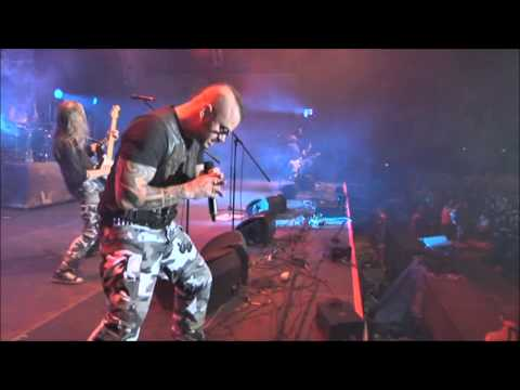 SABATON - Far From The Fame @ Masters Of Rock 2012