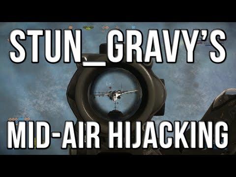 A Battlefield 3 Hail Mary Jet Swap