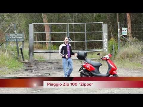 My Piaggio Zip 100