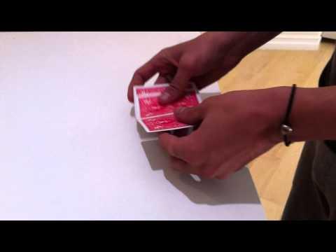 Loistava korttitemppu – Miten tämä tehdään?
