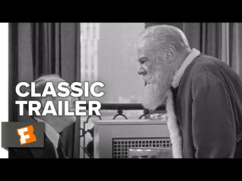 Miracle on 34th Street (1947) Trailer #1 | Movieclips Classic Trailers