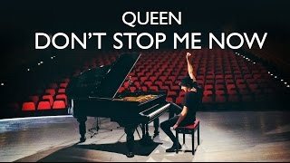 Video Queen - Don't Stop Me Now | Piano Cover - Peter Bence MP3, 3GP, MP4, WEBM, AVI, FLV Agustus 2018