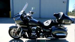 10. 2011 Kawasaki Vulcan 1700 Voyager ABS Overview and Review!