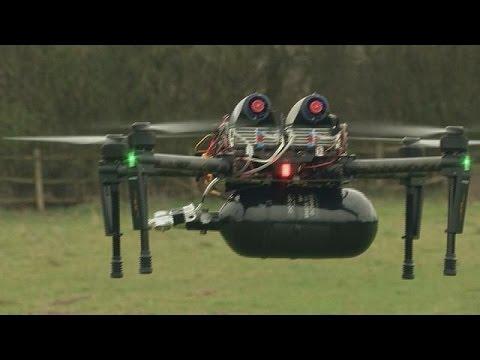 Η τεχνολογία πολλαπλασιάζει την διάρκεια πτήσεων των drones – hi-tech