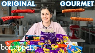 Pastry Chef Attempts to Make Gourmet Takis | Gourmet Makes | Bon Appétit