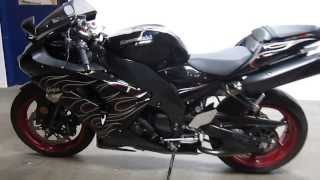 5. 2007 Kawasaki Ninja ZX-10R Special Edition @ iMotorsports 8441