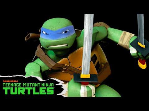 Teenage Mutant Ninja Turtles | Kicking Shell & Taking Names | Nick