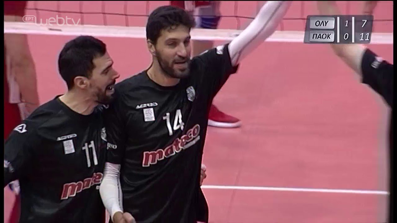 Volley League: ΟΛΥΜΠΙΑΚΟΣ – ΠΑΟΚ | HIGHLIGHTS | 27/01/2020 | ΕΡΤ