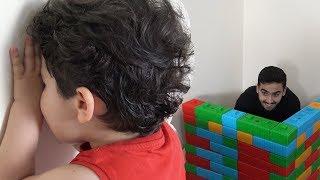 Saklambaç Oynadık | Hide and Seek | Eğlenceli Çocuk Videoları