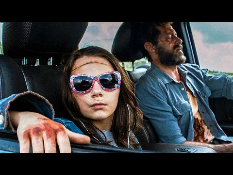 Logan - First 10 Minutes From The Movie (2017)