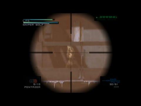 MGS1 [GC]: Boss — Sniper Wolf 1 & 2, no Nikita