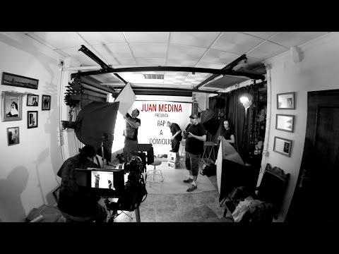 """Juan Medina – """"Rap a Domicilio"""" [Videoclip]"""