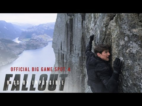 Mission Impossible   Fallout 2018 - Big Game spot 4