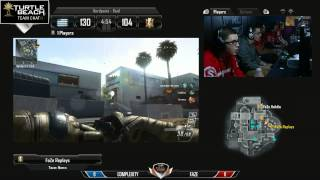 Fall Invitational - Complexity Vs. Faze -- Game 1