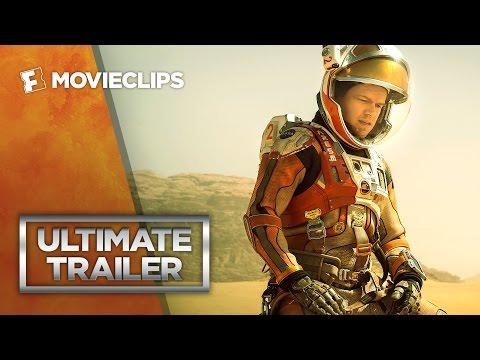 The Martian Ultimate Mars Trailer (2015) HD