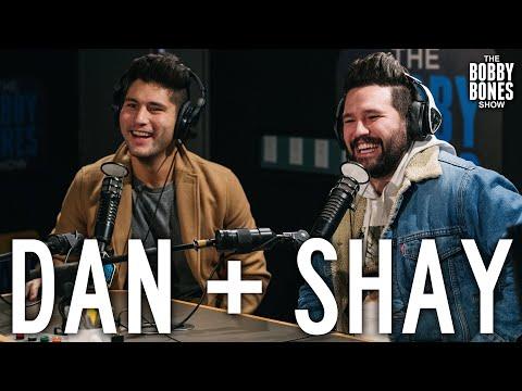 Video Dan + Shay In Studio with Bobby Bones download in MP3, 3GP, MP4, WEBM, AVI, FLV January 2017