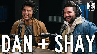 Video Dan + Shay In Studio with Bobby Bones download in MP3, 3GP, MP4, WEBM, AVI, FLV January 2017