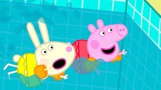 Peppa Pig en Español Episodios completos | Peppa Pig ¡A Nadar! | Pepa la cerdita