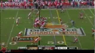 Brandon Thomas vs Ohio State (2013)