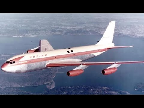 The history of BOEING 707 | Boeing 707 Documentary: the plane that change the way we fly