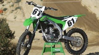 1. First Ride 2018 Kawasaki KX450F - Motocross Action Magazine
